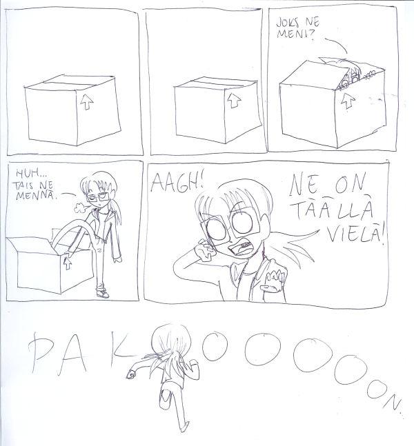 Ulos laatikosta